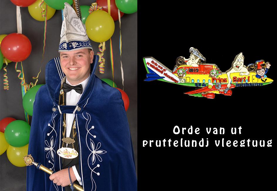 2019 Prins Bart I